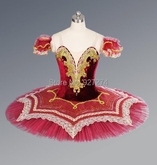 Red Ballet Tutu,ballet stage costumes,Classical ballet tutu,adult costume tutu,professional tutu,performance - OCTAVIA DANCE store
