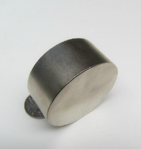 Гаджет  55*25 Big strong 55mm x 25mm  Disc powerful magnet neodimio neodymium magnet n52 imanes holds 120kg None Строительство и Недвижимость