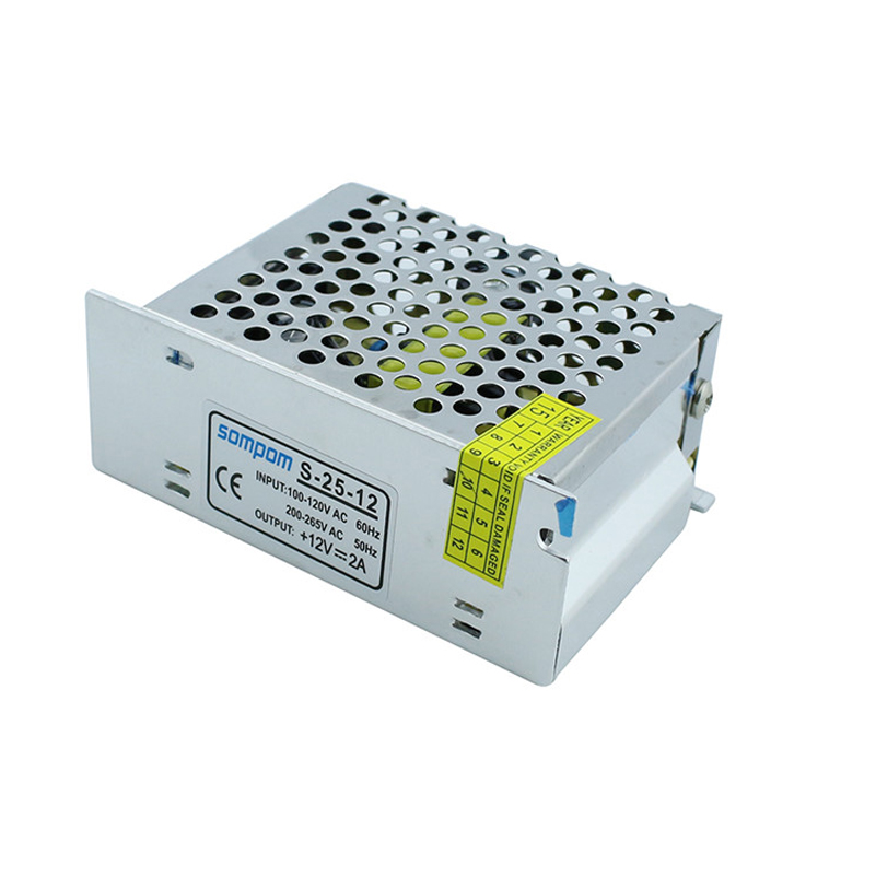 Free shipping LED strip transformer DC12V 2A switching power supply Input voltage AC110V/220V best quality<br><br>Aliexpress