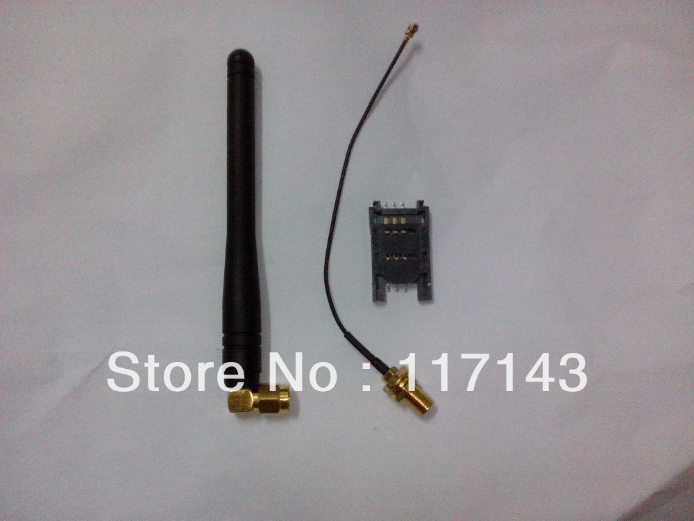 3PCS Wholesale Freeshipping Spare Parts Accessories for SIM300 SIM900 SIM300 SIM908 board GPS GPRS Module Dropshipping