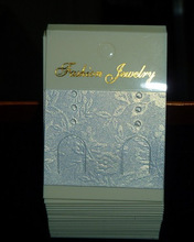 Manufacturers selling special Earrings cards(China (Mainland))
