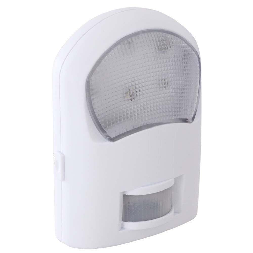 8pcs lot motion sensor led porch light 8leds safety. Black Bedroom Furniture Sets. Home Design Ideas