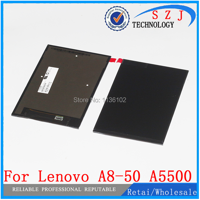 Original 8'' inch LCD Display Screen Panel Repair Parts Replacement Lenovo A8-50 A5500 CLAA080WQ05 XN V  -  ShenZhen John Communication Co.,Ltd store