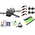 RC plane QAV 250 PRO  Carbon Fiber Mini Quadcopter Frame  drone with camera  F3 Flight Controller emax RS2205 2300KV Motor
