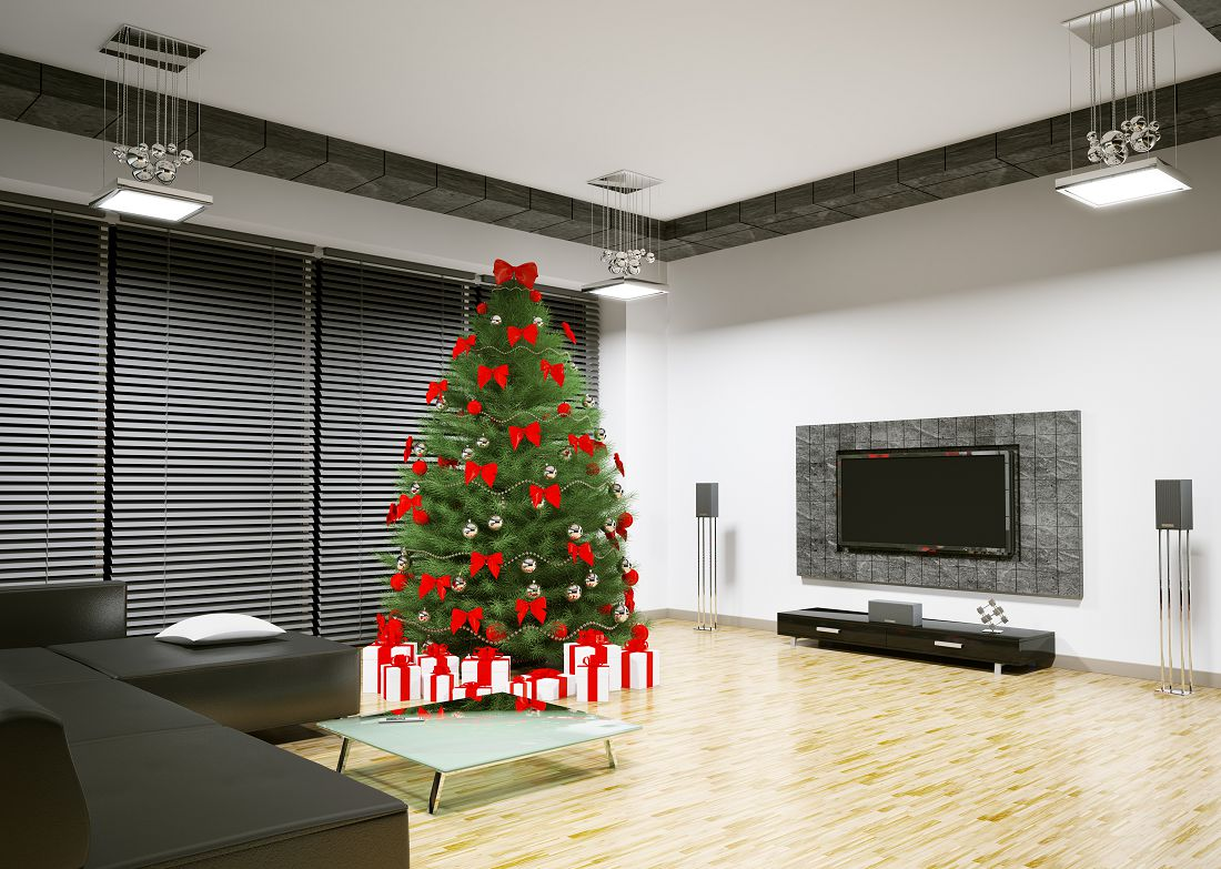10x20ft 3x6m Christmas Photography Backdrops Living Room