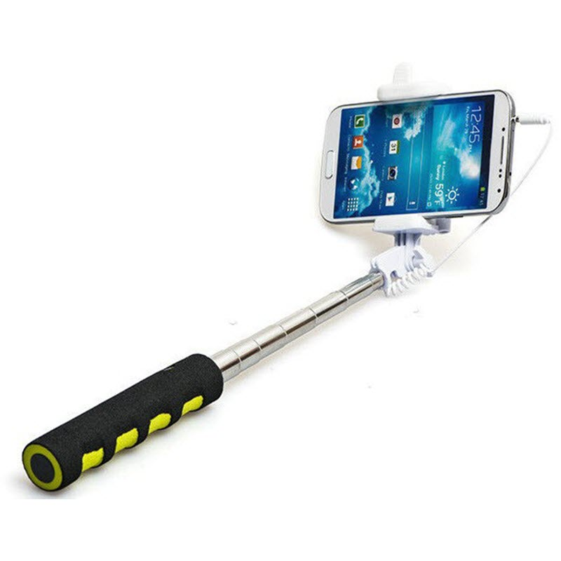 universal pau de selfie bluetooth monopod selfie stick holders stick to self. Black Bedroom Furniture Sets. Home Design Ideas