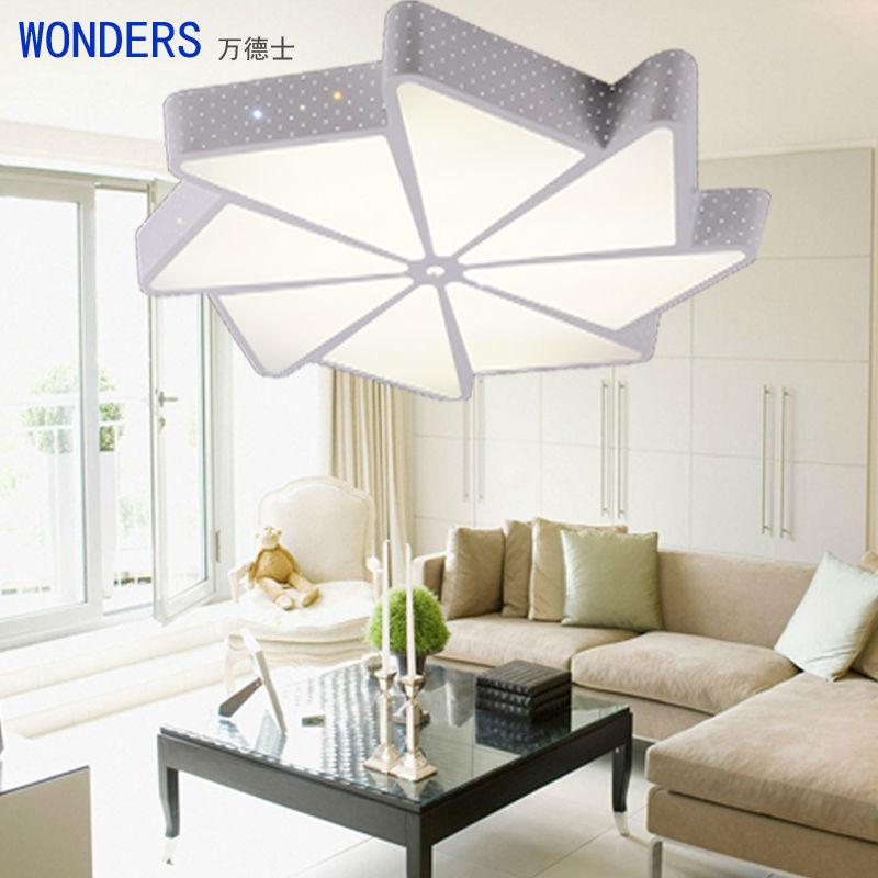 Modern led ceiling lights for living room bedroom flush mount ceiling light lamparas de techo for Flush mount ceiling lights living room