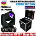 Freeshipping TP B230 7R Moving Head Beam Light OS RAM Lamp High Brightness Good Cooling System