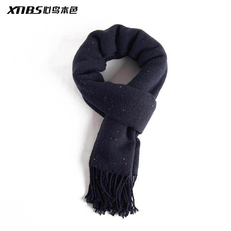 solid color casual scarf women winter best shawl mens shawls and scarves size 190*55cm hot sale wj7001(China (Mainland))