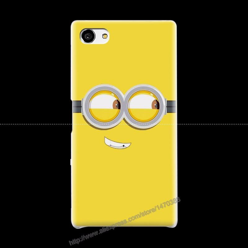 Горячие Новые Пластиковые Матовый Прозрачный Чехол для Sony Xperia Z5mini телефон 6