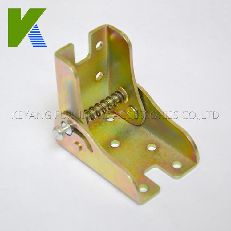 Floding 90 Degree Adjustable Sofa Bed Furniture Hinge KYA048(China (Mainland))