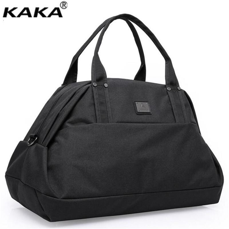 KAKA Europe United States Men's Handbag Large Capacity Business Duffel Bag men Single Shoulder Messenger Pack Travel Bag A109