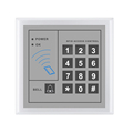 Classical Appearance home office apartment Access Control system RFID Max 400 Pcs ID card password entry