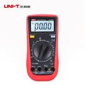 UNI T UT890D Electric Digital Mastech Multimeter Tester AC Voltmeter Ammeter Auto Range Freq True Rms