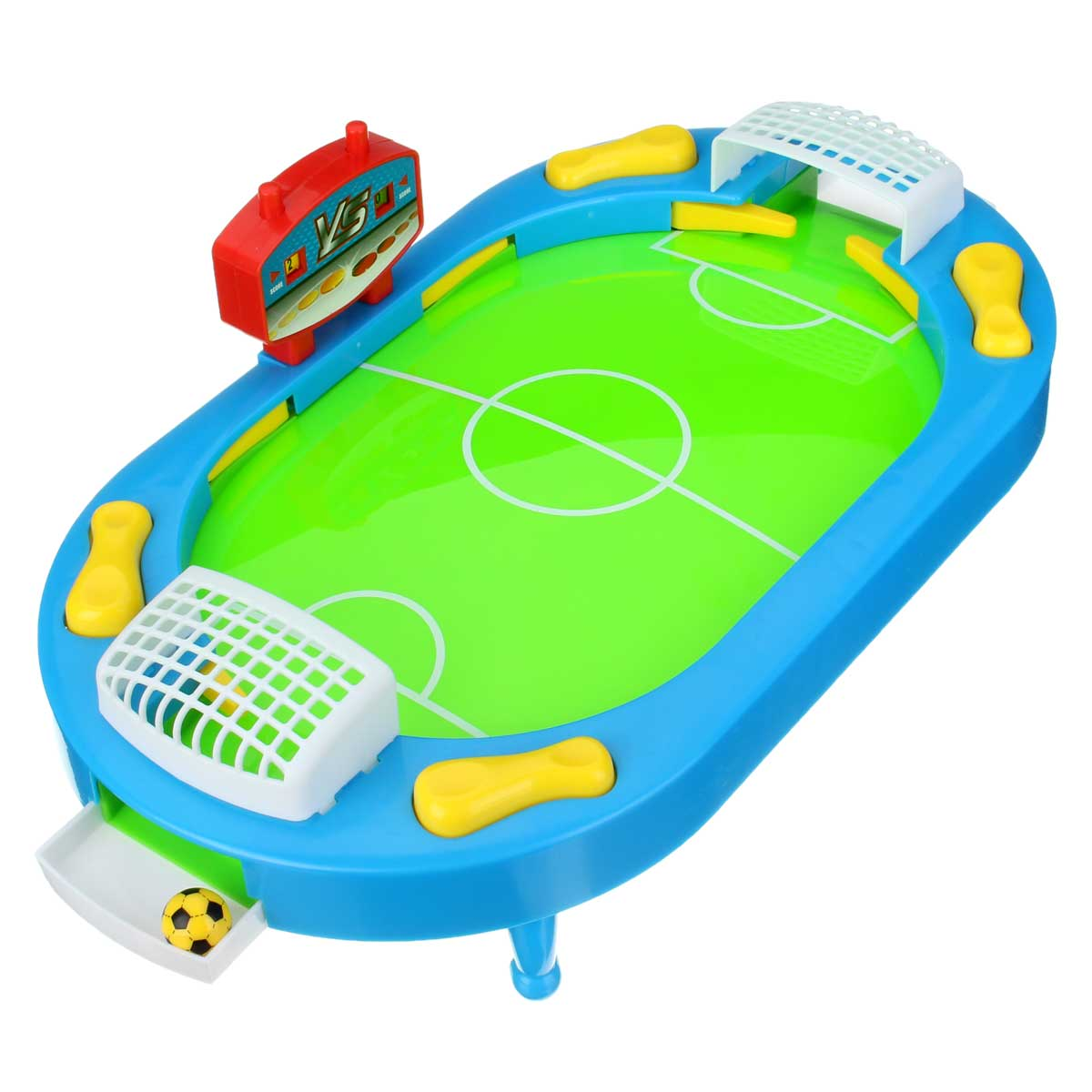 Double Interactive Football Game Tabletop Shoot Children Mini Version Table Soccer Toys Desktop Football Kids Toy 37.5x21x15cm(China (Mainland))
