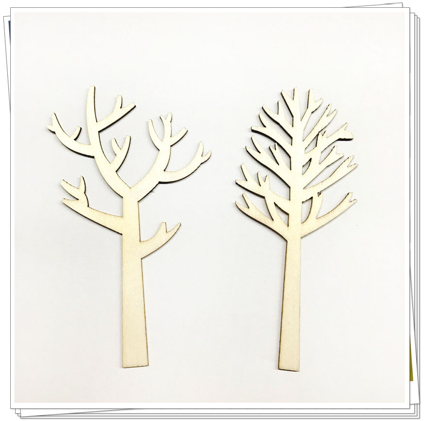 Online buy wholesale plywood shapes from china plywood for Wholesale wood craft cutouts