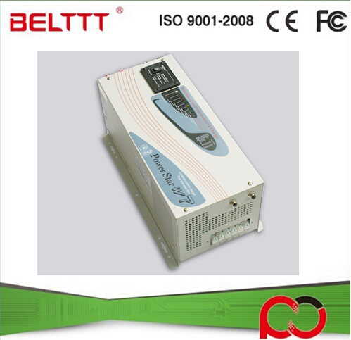 DC to AC 3000W Pure Sine Wave Power Inverter with Battery Charger(China (Mainland))