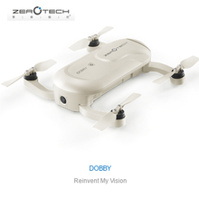 2016 ZEROTECH Dobby Pocket Selfie Drone FPV With 4K HD Camera and 3-Axis Gimbal GPS Mini RC Quadcopter Free Shipping