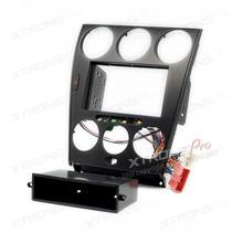 XTRONS Car Radio Facia for MAZDA 6 Atenza Stereo Dash Kit Fitting Trim Installation Fascia Face Plate Surround DVD Panel Frame(China (Mainland))