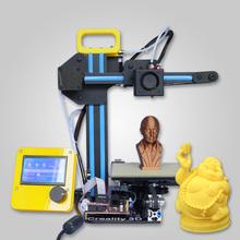 DHL Free Creality CR 7 Portable Mini 3D Printer FDM LCD Off line Printing Self assembly