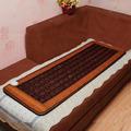 2015 High Sale Infrared Heated Tourmaline Germanium Stone Massage Mat Korea Mattress Heating Massage Korea Tourmaline