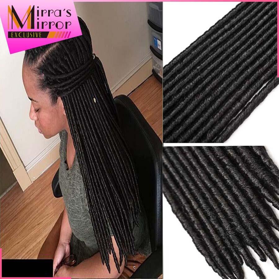 Faux Loc Crochet Hair Janet Collection : Janet Collection 2X Havana Dreadlocs Hair crochet braids faux locs ...