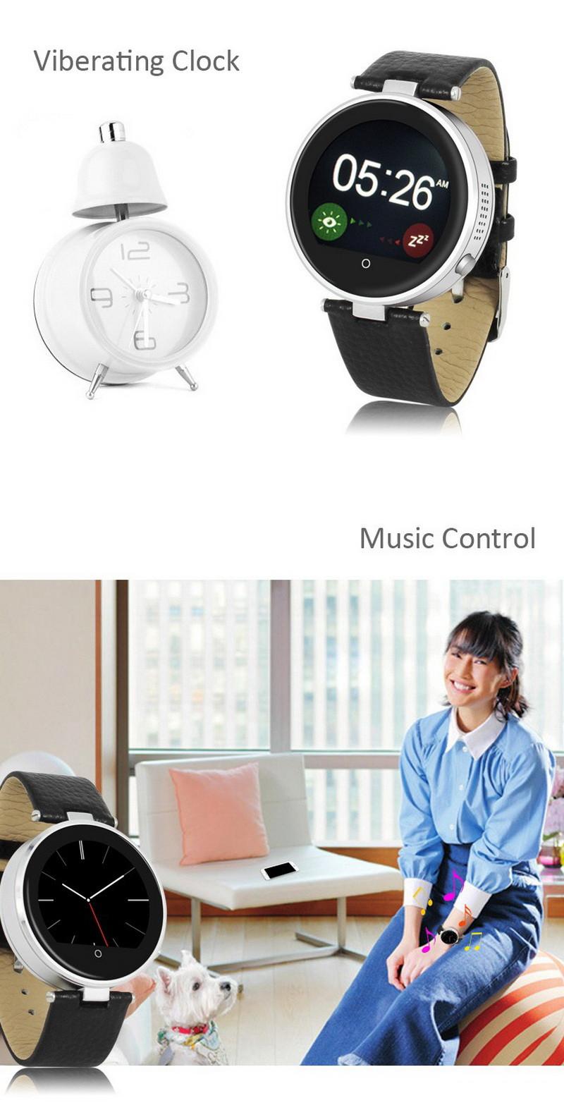 ถูก 10ชิ้นZGPAX S365อัตราการเต้นหัวใจบลูทูธUดูสมาร์ทรอบนาฬิกาข้อมือSmartwatchนาฬิกาข้อมือโทรศัพท์MateสำหรับSamsung iPhoneสมาร์ทโทรศัพท์