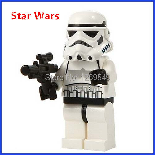 SY LELE Star Wars Clone Troopers Soldier Figures 2 Building Blocks Sets Model Classic Toys Bricks Compatible L ego - M J store