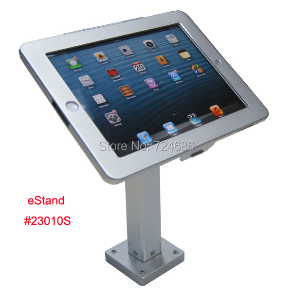 Для ipad 2 / 3 / 4 / air прилавок самоконтрящаяся гора противоугонной кронштейн дисплей на магазина или отеля