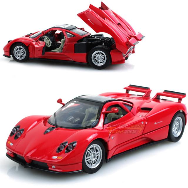 free shipping Zonda c12 concept car alloy car model