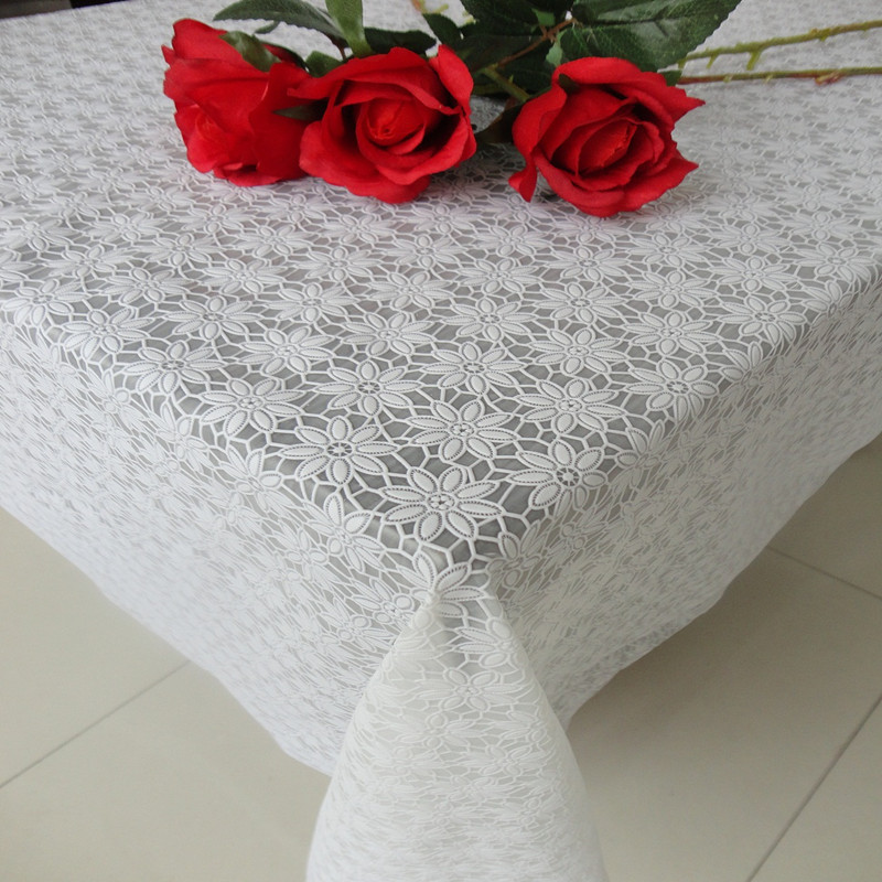 Free Shipping 15 kinds Pastoral Transparent PVC TableCloth TableCover TableRunner DinningRoom Picnic Camp HomeTextile Decoration(China (Mainland))