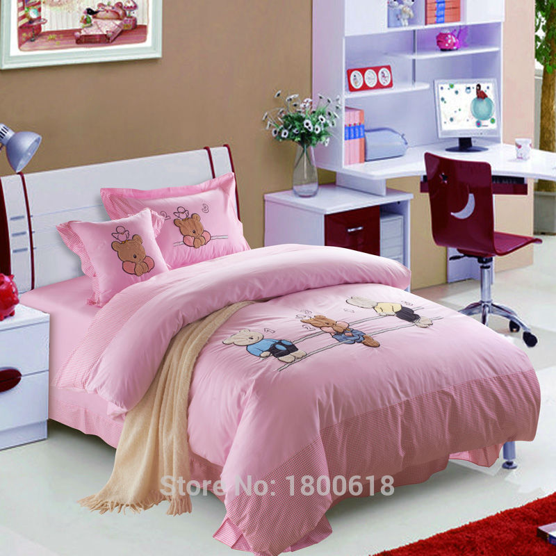 Bedroom Decor From Mr Price Home Bedroom Furniture Metal Bedroom Design Ideas For Apartments Romantic Bedroom Paint Colors Ideas: Three Bears Cheap Kid Comfort Sets, Cartoon Style Duvet