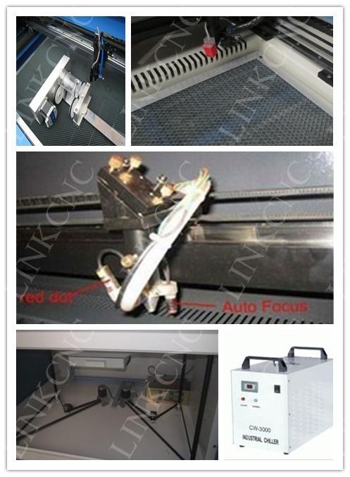 pantograph laser engraving machine/laser cutting machine parts/130w laser machine 1610(China (Mainland))