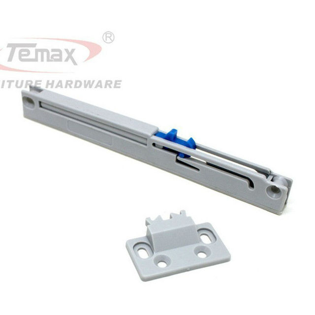 Furniture Drawer Slide Adapter Soft Close Hydraulic Cabinet Sliding Track Damper Buffer For Any Side M802