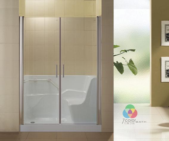 Hot Sale Jucuzi Handicapped Tubs Elderly Bathtub Walk In