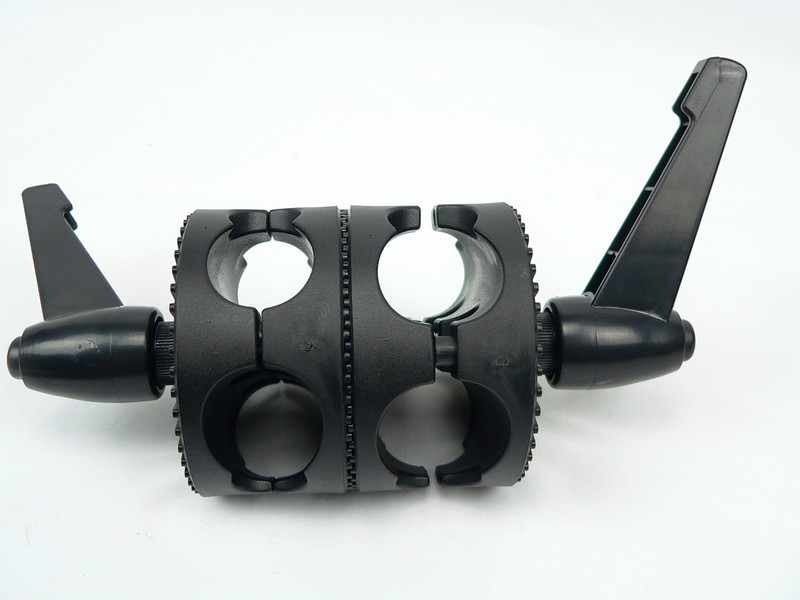 wholesale Wholesale Dual universal joint swivel plate adapter cross-bars cross arm dome light<br>