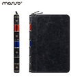 Mosiso Vintage Luxury PU Leather Case for 13 3 inch MacBook Air A1369 A1466 and Pro