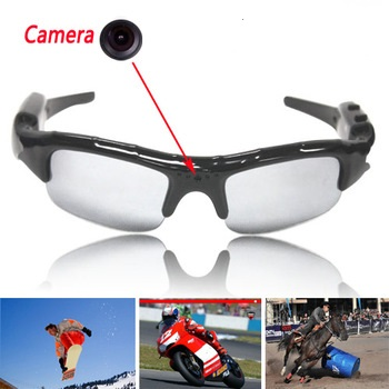 Eyewear Sunglasses Camcorder Digital Video Recorder Camera DV DVR Recorder Suppo