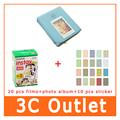 Fujifilm Instant Dual Pack Mini Film Mini Photo Frame Film Sticker