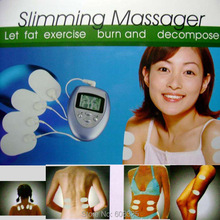 Y-1018 Health Beauty Massage & Relaxation 1.6″ LCD Screen Digital Body Feet Slimming Massager Therapy Device Massage Machine