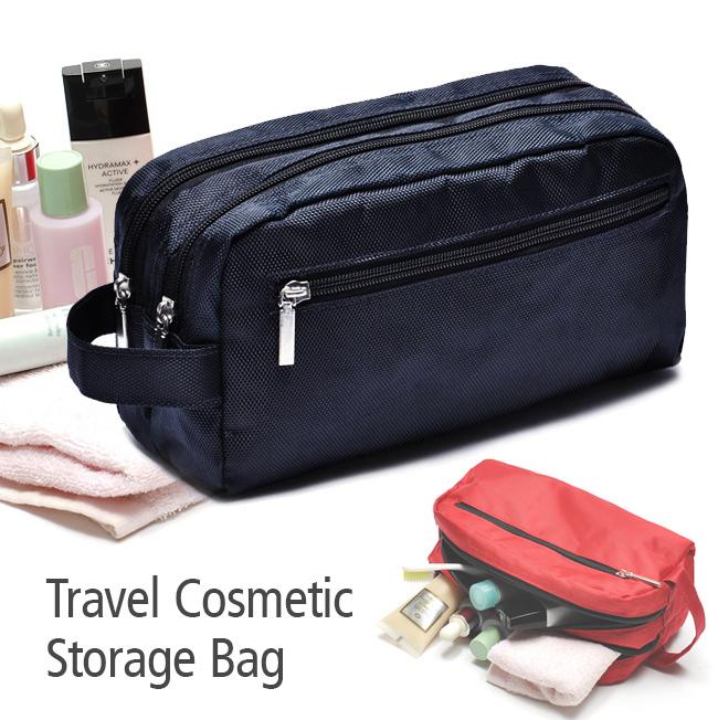New Nylon Men's Travel Bags Men Organizer Necessaire Bag in Bag Makeup Male Toiletries Women Cosmetic Bolsos Borse Sac a Main(China (Mainland))
