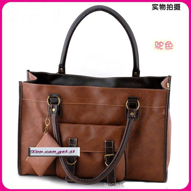 2014 handbags wholesale Korean fashion retro commuter bag shoulder bag Mobile Messenger bag handbag 110<br><br>Aliexpress