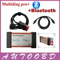 Red Color Multidiag Pro New Vci CDP with Bluetooth TCS CDP Pro 2014 2 R2 keygen