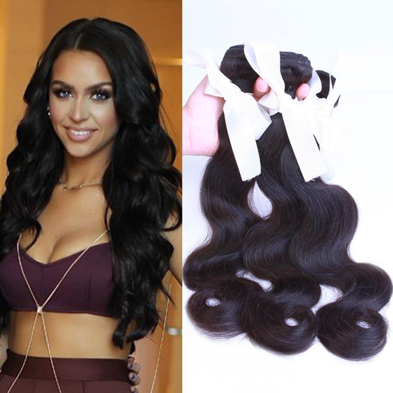 Queen Weave Beauty Peruvian Virgin hair Body Wave Puruvian Bundles Rosa Human Hair Weave Mocha Hair Company Ali Queen Products(China (Mainland))