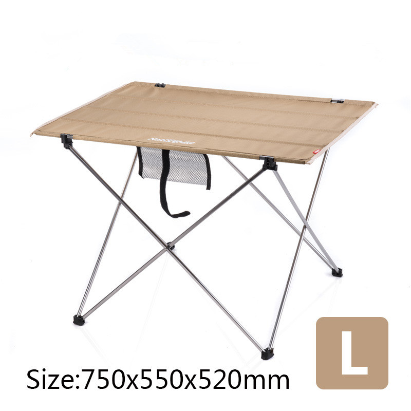 Naturehike Outdoor Travel Camping Wild Dining Picnic Thicken Oxford Cloth Super Light To Carry The Beach Folding Tea Table(China (Mainland))