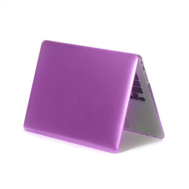 2015 New Metal Color Design PC Protector Case Hard Plastic