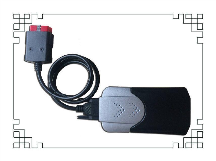 Купить Новый Vci (2014 R2 Keygen CD) TCS CDP Pro с Bluetooth Диагностический инструмент для Автомобилей Автомобили/Грузовики OBD2 Сканер Один Год Гарантии