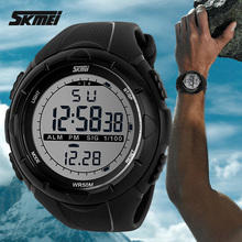 relogio Brand Men LED Digital Military Watch 50M Dive Swim Dress Sports Watches Fashion Outdoor Wristwatches Dropship 2014 New