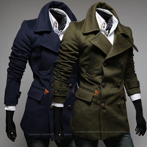 New  Men Trench Parkas Dust Wind Coat Outerwear Jacket Windbreaker Coats Winter Slim Fit Wrap Surcoat Greatcoat Free ShippingОдежда и ак�е��уары<br><br><br>Aliexpress
