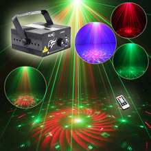 Buy SUNY 3 Lens 40 Pattern Club RG Laser BLUE LED Stage Lighting Home Party Professional Projector illumination DJ Light Disco Z40RG for $46.79 in AliExpress store